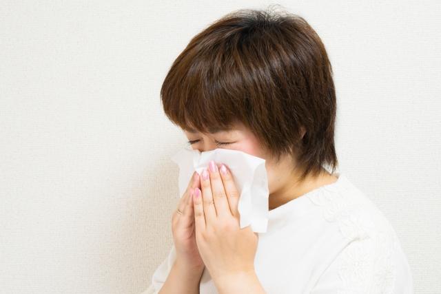 鼻づまりの症状